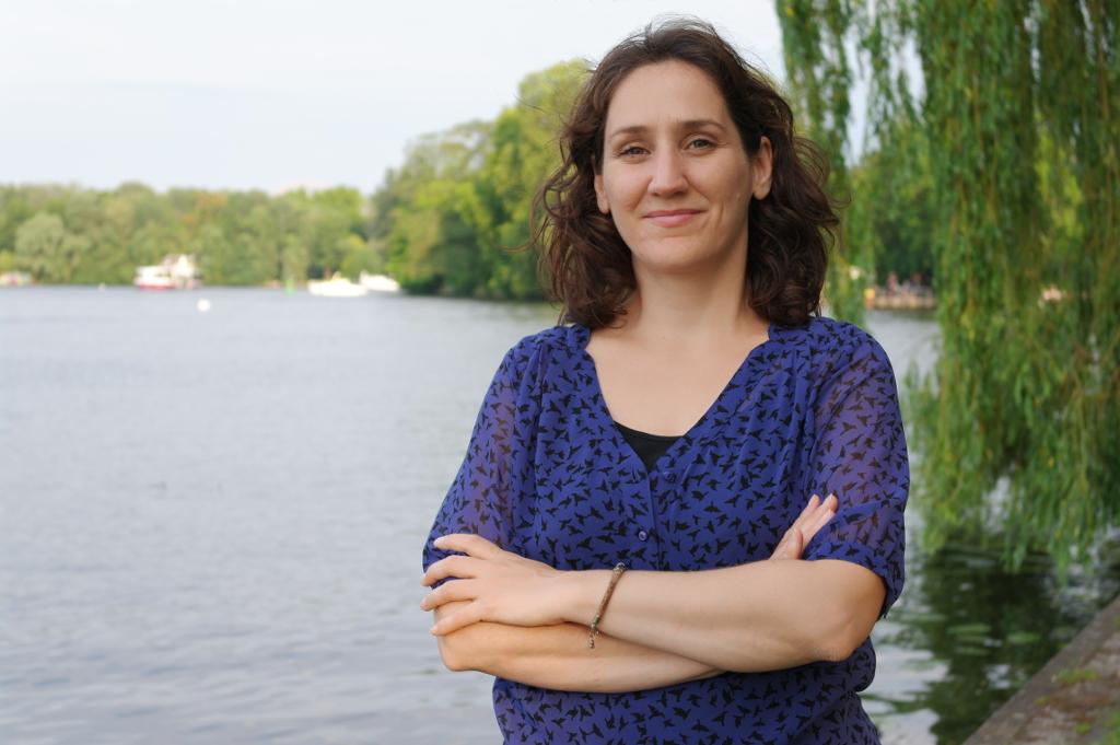 La ingeniera informática Rocío Rivas nos explica su de investigación sobre el cambio climático